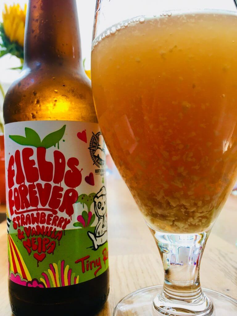Tiny Rebel Fields Forever – our beer of the month (which comes with a warning!)