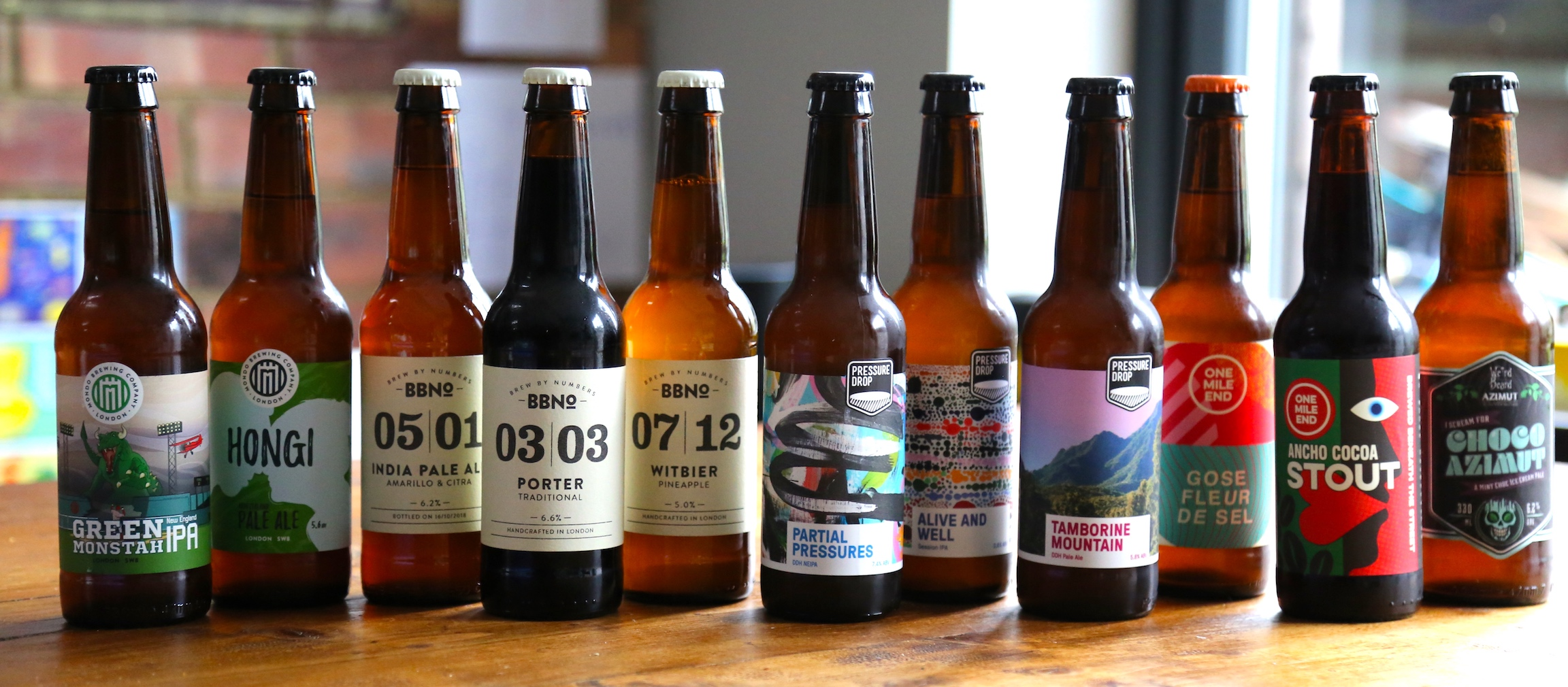 Christmas craft beers – what's new in the festive beer world this month