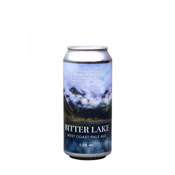 Burnt Mill Brewery Bitter Lake West Coast Pale Ale